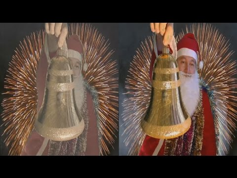 Merry Christmas 3D ! I wish You PEACE and LOVE ! ( side-by-side )