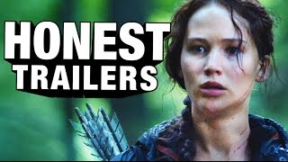 Honest Trailers  The Hunger Games