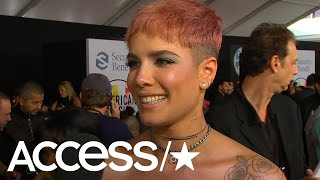 Halsey Says 'Everything Is Really Great' With G-Eazy After Reuniting: 'We're Learning & Growing'