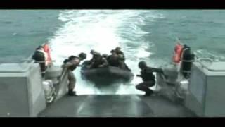 Royal Thai Navy Music VDO ราชนาวี Gasoline Seethers