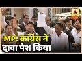 Kamal Nath, Jyotiraditya Scindia reach Raj Bhawan to stake claim to form govt
