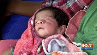 Mother names newborn after Delhi cop who rushed her to hos..