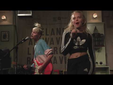 Dream Wife - Hey Heartbreaker (Live on KEXP)