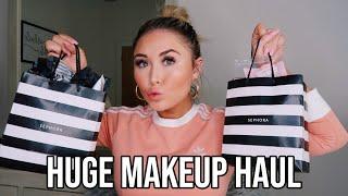 HUGE SEPHORA & ULTA HAUL || *NEW* Spring Makeup 2019