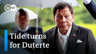 Philippine President Rodrigo Duterte to exit politics   DW News