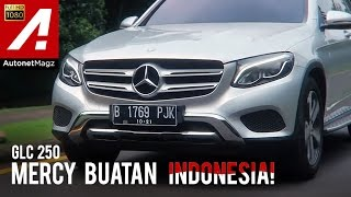 Review Mercedes-Benz GLC 250 Indonesia