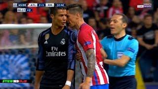 Cristiano Ronaldo ● Best Fights Vs Famous Players & Managers ● 1080i HD #CristianoRonaldo