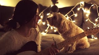 Christmas Time Is Here – Daniela Andrade ft. Cutest Dog in the Galaxy