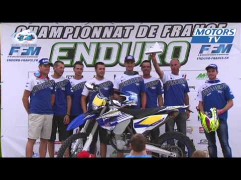Enduro –  Sancey le grand 2013