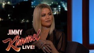 Guillermo Wears Khloe Kardashian's Jeans