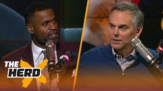 Stephen Jackson says Kobe and Jordan are more clutch than LeBron | NBA | THE HERD