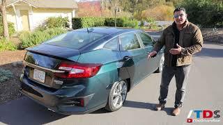Honda Clarity Plug-In Hybrid Review - 47 Miles of Pure EV Range!