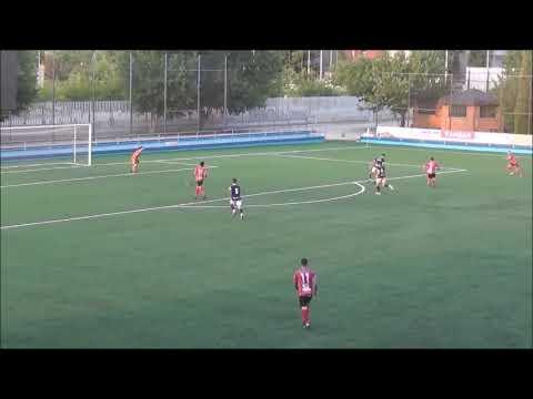 (RESUMEN y GOLES) CD Caspe 2-1 CF Épila / Partido Amistoso