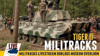 Tiger 2 Militracks Livestream
