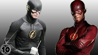 Top 10 Flash Fan Theories