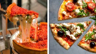 3 Cheesy Hacks for the Ultimate Deep Dish Pizza | Food Hacks and Recipes by So Yummy