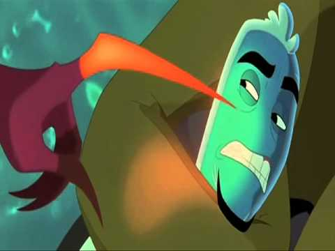 Osmosis Jones Leah Osmosis Jones Ozzy Thrax