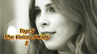 Top 5 - The Voice of Kids 1