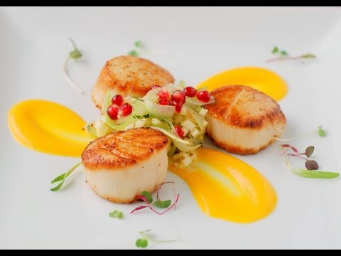 Filet Mignon Plate Presentation