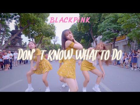 [KPOP IN PUBLIC CHALLENGE] BLACKPINK 블랙핑크 - Don't Know What To Do DANCE COVER BY C.A.C from Vietnam