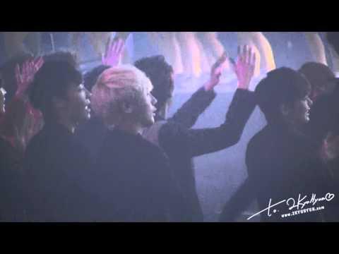 121130 - MAMA in Hongkong :) 'Kyu Dance Gangnam Style!!' ㅋㅋㅋㅋㅋㅋ(2KYUHYUN)
