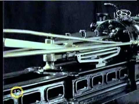 Míľniky vedy a techniky - Železnica, 4-taktný motor