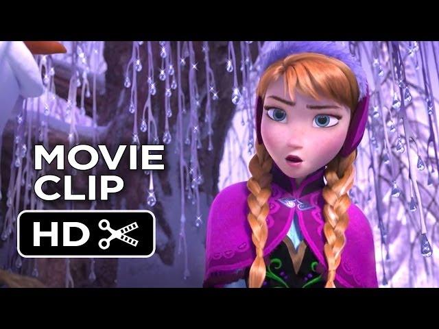 Frozen Movie CLIP - No Heat Experience (2013) - Disney Animated Movie HD