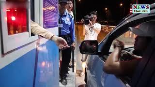 BOT Cai Lậy Tiền Giang reo hò vui mừng 12 lần xả trạm