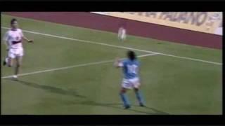 Maradona Napoli Best Goals and Skills