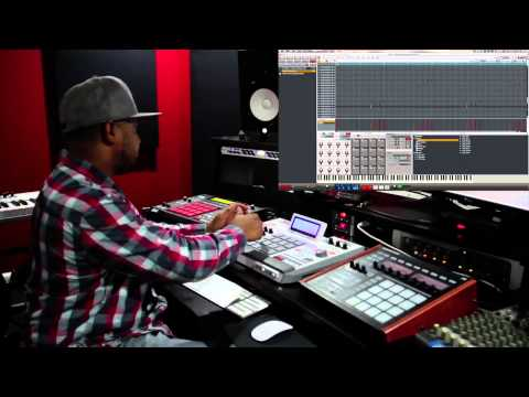 @MaschineMasters Making the Beat in MPC Renaissance Ep. 6