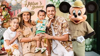 BABY MILAN'S 1ST BIRTHDAY PARTY SPECIAL!! | The Royalty Family