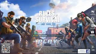 Hack Rules of Suvival Mới nhất 9.0 ngày 23-3-2018