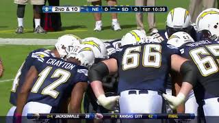 2010 Week 7 Patriots @ Chargers