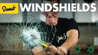 SAFETY GLASS - What Makes it safe? | Science Garage