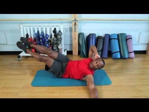 Love Handle Exercises for Men : Smart Fitness - YouTube
