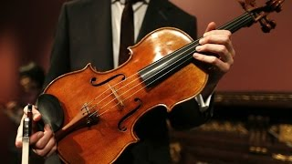 Stradivarius and Me - BBC - Secret Knowledge #1