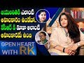 Kushboo About KCR and KTR: Open Heart With RK