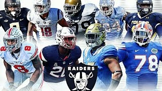 OAKLAND RAIDERS DRAFT CLASS 2017 || HYPE VIDEO (HD)