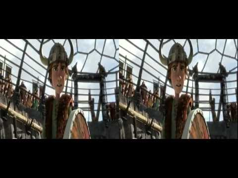 How to Train Your Dragon 3D (2010) HSBS
