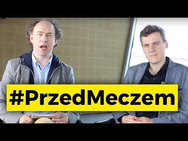 Studio Ligi Mistrzów z DissBlasterem, Michałem Polem, Maciejem Szczęsnym i Footgolem!