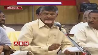 CM Chandrababu meets DMK Leaders in Chennai, Supports DMK for Next Polls | ABN Telugu