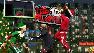 NBA 2K19 Top 10 Plays Of The Week #18 - FAILS & Funny Moments Christmas Special
