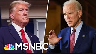 As Biden Awaits Inauguration, Trump's Chaotic Term Comes To An End | The 11th Hour | MSNBC