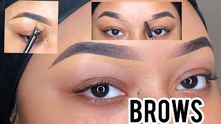 Eyebrow Tutorial: UPDATED ROUTINE
