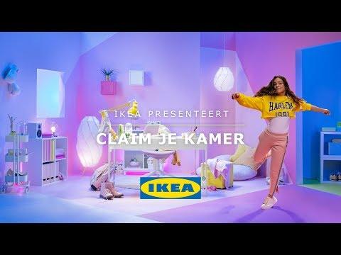 IKEA Maak alles mooier. Claim je kamer