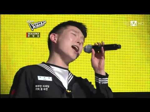 보이스코리아 시즌2 - [Mnet 보이스코리아2_EP.2] 배두훈-피우든 마시든