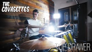 The Covasettes - Top Drawer | Live Session @ Redwall Studios