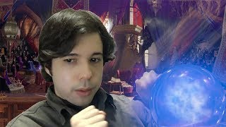 ASMR 1 Hour of Magic in Hogwart's Divination Classroom ⚡ ⋄ Recorded Livestream