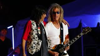 FOREIGNER in Concert LIVE! HOT BLOODED Wisconsin State Fair August 10 2021