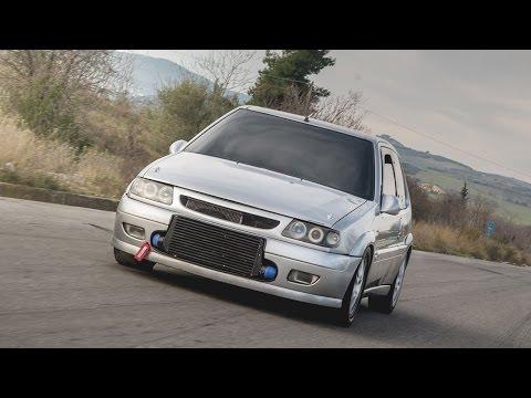 Saxo Turbo GT3071R 350HP | Autokinisimag
